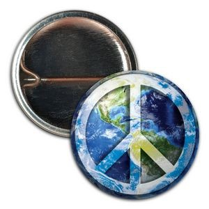 "1"" Circle Pin-Backed Button"