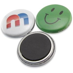 "1"" Button Magnets"